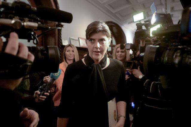 Consiliul UE ar putea decide, joi, dacă Laura Codruţa Kovesi va prelua funcţia de procuror-şef european