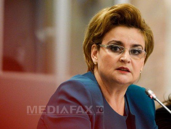 Graţiela Gavrilescu, atacată de mai mulţi lideri ALDE: Trădare şi şantaj