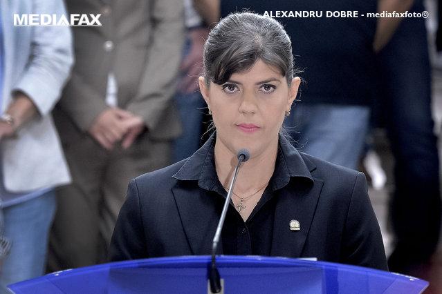 Kovesi, desemnată procuror-şef european. Vot în Consiliul UE pentru numirea la conducerea Parchetului european