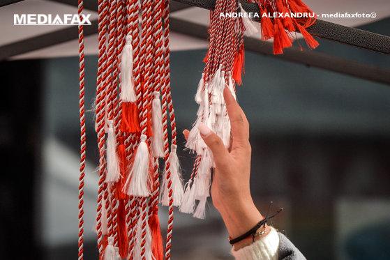 Ziua Mărţişorului ar putea deveni zi de sărbătoare naţională. Proiectul de lege, depus la Senat de un deputat PSD
