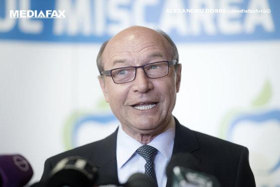Imaginea articolului Traian Băsescu: Am vrut să nu mă implic în campanie, dar măciuca politică numită CNSAS mă obligă să mă apăr