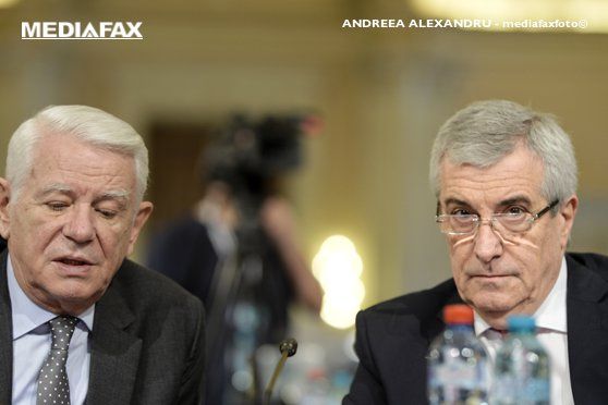 Imaginea articolului Meleşcanu îl înfruntă pe Tăriceanu: Am dori să refacem ALDE, să vedem cine mai rămâne
