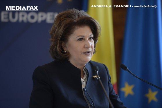 Imaginea articolului Rovana Plumb, după ce a fost respinsă pentru funcţia de comisar european: Nu am primit încă nicio comunicare oficială din partea Comisiei JURI