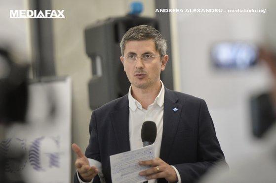 Imaginea articolului Barna îi propune lui Dăncilă să îl nominalizeze pe deputatul USR Cătălin Drulă pentru funcţia de comisar european
