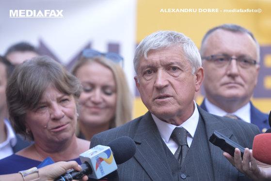 Imaginea articolului ALDE acuză că Mircea Diaconu s-ar putea să nu aibă reprezentanţi în secţiile de votare
