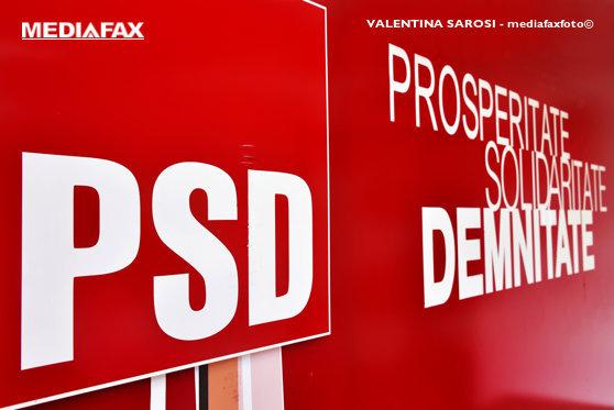 Imaginea articolului PSD Braşov va depune plângere la poliţie pentru vandalizarea unor corturi de strângere semnături | FOTO