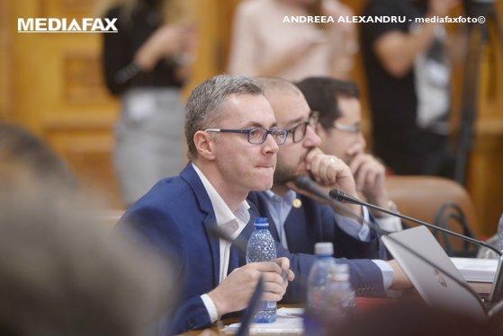 Imaginea articolului Deputatul USR Stelian Ion anunţă că vrea să candideze pentru Primăria Constanţa