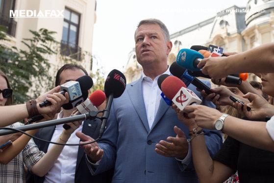 Imaginea articolului Iohannis, nou atac la Dăncilă, la un eveniment în afara politicii: Guvernaţii au avut prioritate zero acapararea legii şi a instituţiilor