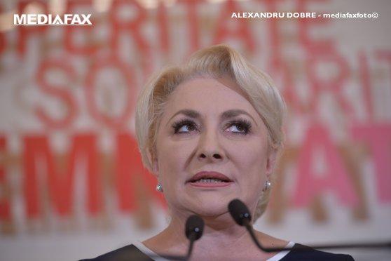 """Imaginea articolului Pe cine bănuieşte Viorica Dăncilă că a """"scurs"""" înregistrarea cu ea în presă: """"În sală au fost mai multe persoane"""""""