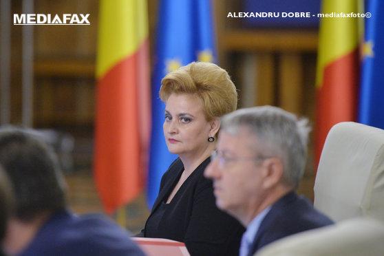 Imaginea articolului Graţiela Gavrilescu, exclusă din ALDE, a anunţat că se va alătura grupului Forţa Naţională