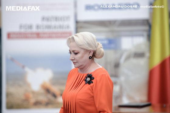 Imaginea articolului Viorica Dăncilă: Am să cer votul CEx-ului pentru excluderea trădătorilor. Au fost cinci voturi