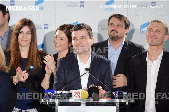 USR vrea alianţă pentru a câştiga Primăria Capitalei. Organizaţia din Bucureşti propune un Protocol pentru susţinerea lui Nicuşor Dan