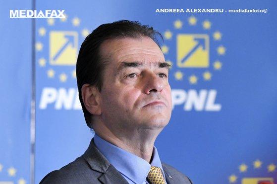 Orban, despre Secţia Specială: PNL a înaintat un proiect în acest sens. ALDE să voteze cum stabileşte
