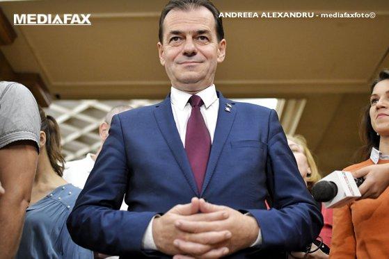 Guvernul Orban se bazează pe 16-17 voturi suplimentare pentru învestirea noului Executiv