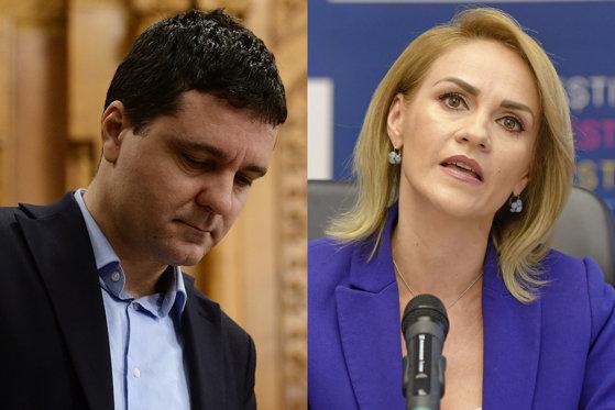 Imaginea articolului Nicuşor Dan o acuză pe Gabriela Firea că a minţit: Firea, 7 minciuni într-o oră. Declaraţia făcută de primarul Capitalei