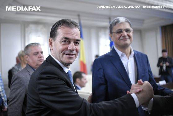 Imaginea articolului Audierile miniştrilor Guvernului Orban s-au încheiat. Luni, votul de învestitură