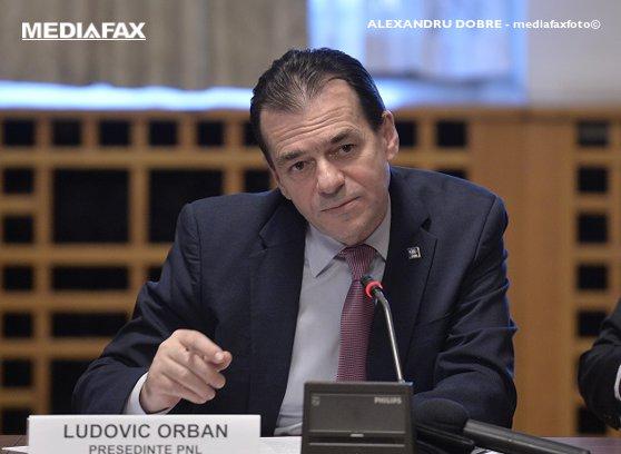 Imaginea articolului Ludovic Orban susţine că nu va schimba propunerile de miniştri: Sunt extrem de mulţumit de prestaţia lor