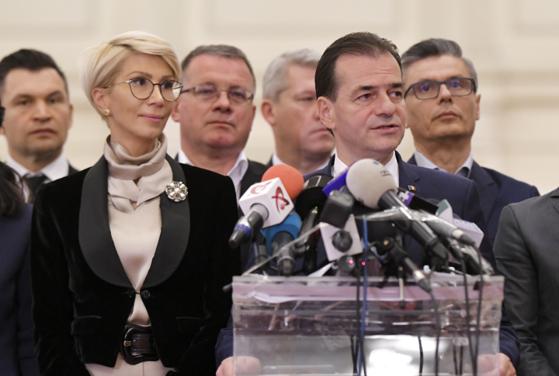 Imaginea articolului Orban, înaintea votului pentru învestirea Guvernului: Estimarea noastră e că putem obţine între 237 şi 243 de voturi