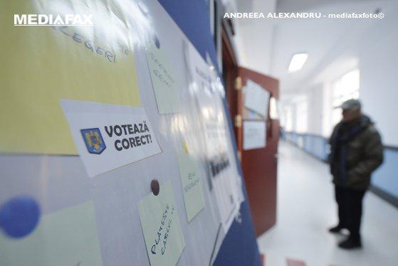Imaginea articolului ALEGERI PREZIDENŢIALE 2019. Anunţul MAI, despre incidentele de la vot