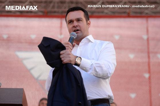 Imaginea articolului Primarul din Baia Mare a mers la urne, dar nu a votat. Nemulţumirea edilului