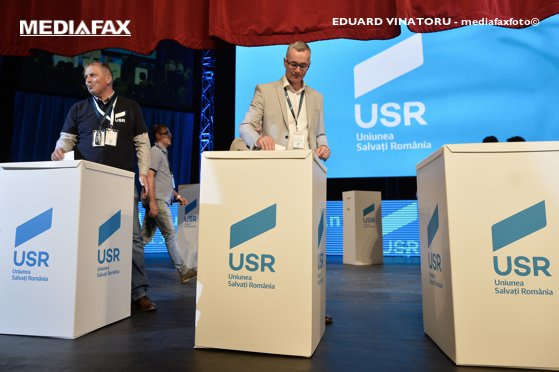 Imaginea articolului USR vrea alegeri primare pentru desemnarea candidatului pentru Primăria Capitalei. Vor fi aşezate corturi în mai multe zone ale oraşului