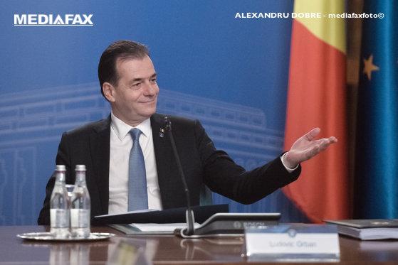 Imaginea articolului Ludovic Orban, mesaj de Ziua Naţională: Este momentul să consolidăm cu adevărat România european