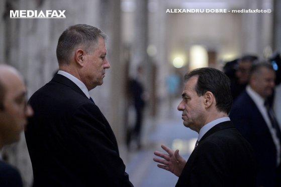 Imaginea articolului Ludovic Orban explică de ce are întrevedere, joi, cu Klaus Iohannis, alături de mai mulţi miniştri