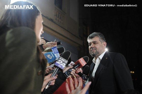 Imaginea articolului Marcel Ciolacu anunţă că PSD nu exclude o moţiune de cenzură împotriva Guvernului Orban, până la finalul anului. Condiţiile în care ar putea fi depusă în Parlament