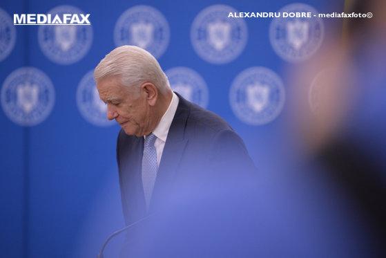 Curtea Constituţională dezbate, joi, sesizarea PNL, PMP, ALDE privind alegerea lui Meleşcanu la şefia Senatului