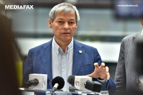 Imaginea articolului Cioloş: Guvernul şi-ar putea angaja răspunderea pe un proiect privind pensiile speciale