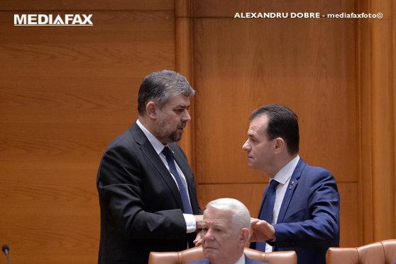 Imaginea articolului Ciolacu: Dacă vor fi anticipate, vă dau în scris că Orban nu va mai fi premier niciodată