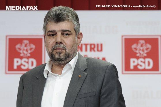 Imaginea articolului Şedinţă CEx la PSD. Liderii partidului discută despre alegerile anticipate şi depunerea unei moţiuni de cenzură