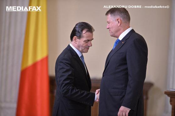 Imaginea articolului Culisele întrevederii de marţi Orban-Iohannis. Atragerea fondurilor europene, printre teme - surse