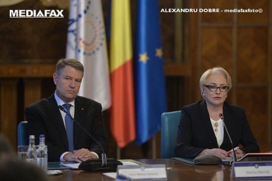 Iohannis susţine că OUG privind numirea preşedinţilor de consilii judeţene corectează o măsură a PSD