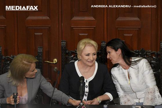 Imaginea articolului Gabriela Firea vorbeşte despre dosarul penal al Sorinei Pintea: Nu ştim în ce bază s-a făcut arestarea
