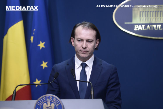 Florin Cîţu, declaraţii de presă după şedinţa de guvern: S-au publicat normele pentru amânarea ratelor