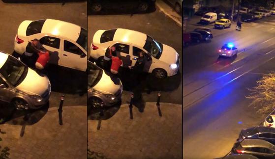 Rareş Bogdan, reacţie după filmarea cu tânărul bătut de poliţist: Dacă imbecilul l-a scuipat, reacţia poliţistului poate fi înţeleasă