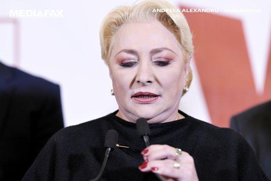 Viorica Dăncilă spune că guvernul ei nu a crescut salariile ca să le taie Ludovic Orban