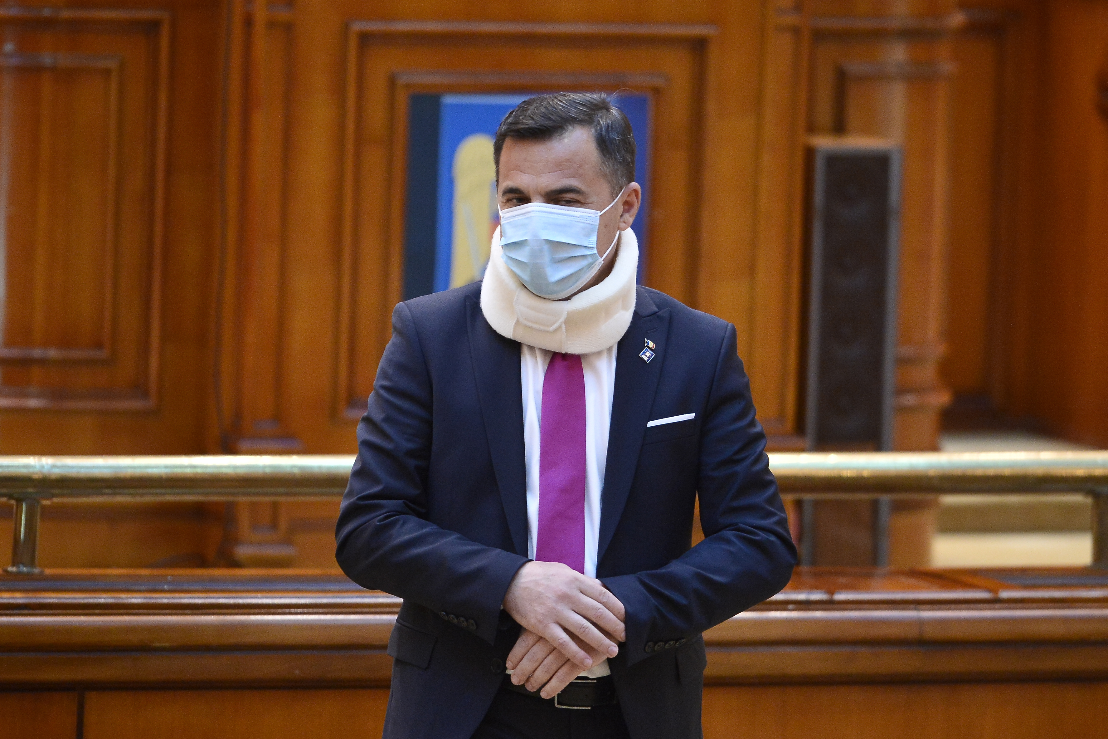 Trei deputaţi PSD le cer preşedintelui Iohannis şi premierului să-l retragă pe Ion Ştefan