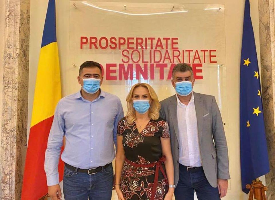 Fostul liberal Cristian Popescu a fost anunţat de Gabriela Firea drept candidat PSD la Sectorul(...)