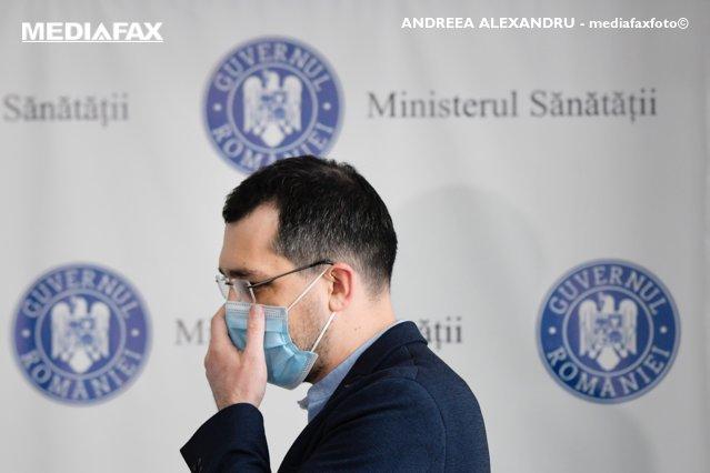 PSD a depus o nouă moţiune împotriva ministrului Vlad Voiculescu. Marcel Ciolacu: A dovedit că nu are nimic sfânt pe lumea asta|EpicNews