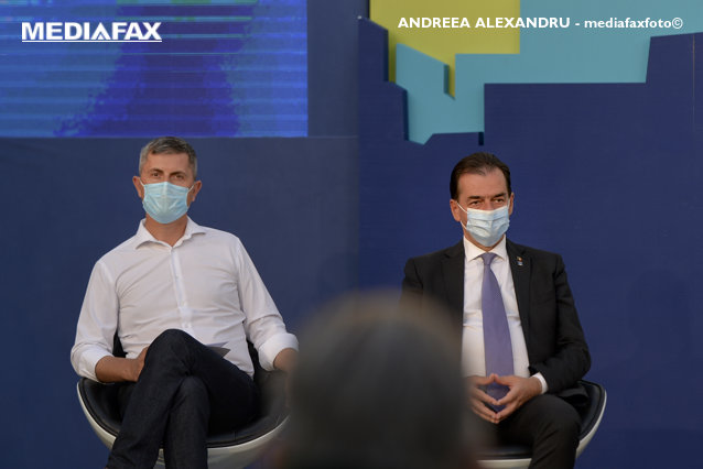 Orban nu uită şi nu iartă cine l-a eliminat: Preferinţa pentru colegul şi prietenul meu Florin Cîţu, premier, a aparţinut USR PLUS|EpicNews