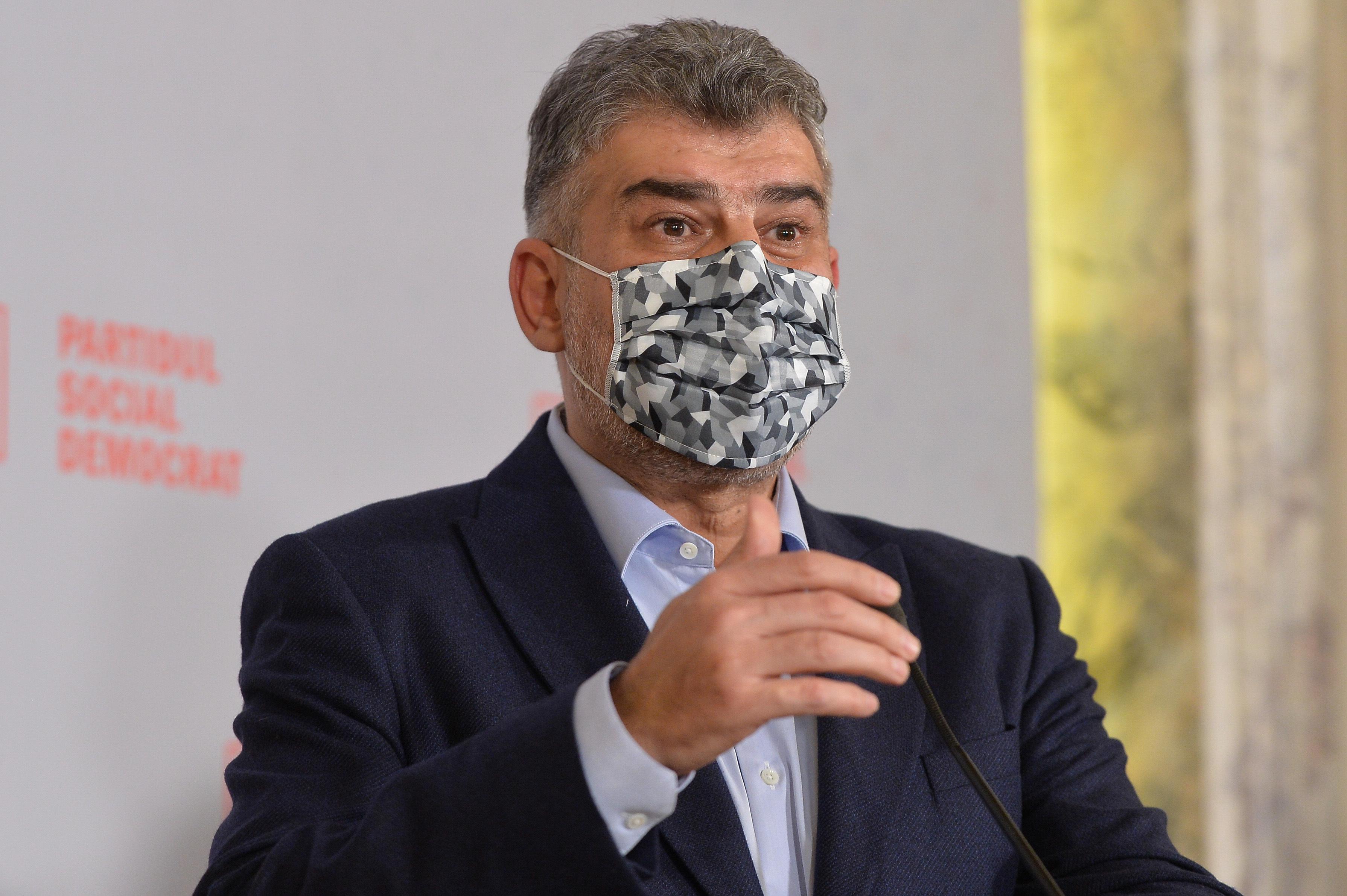 Ciolacu: C. Armand a pierdut alegerile. Vom declanşa referendum pentru a face alegeri în Sectorul(...)