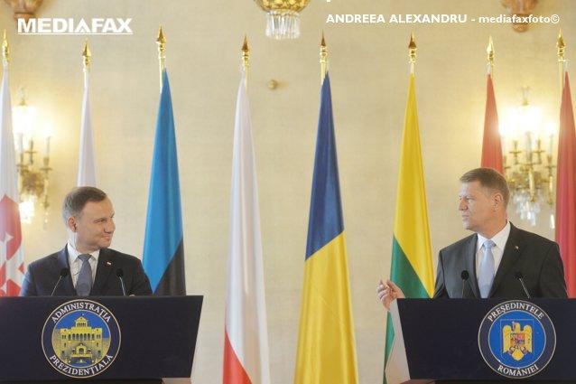 Preşedintele Poloniei vine astăzi în vizită oficială în România. Cei doi şefi de state au programată o vizită în poligon|EpicNews
