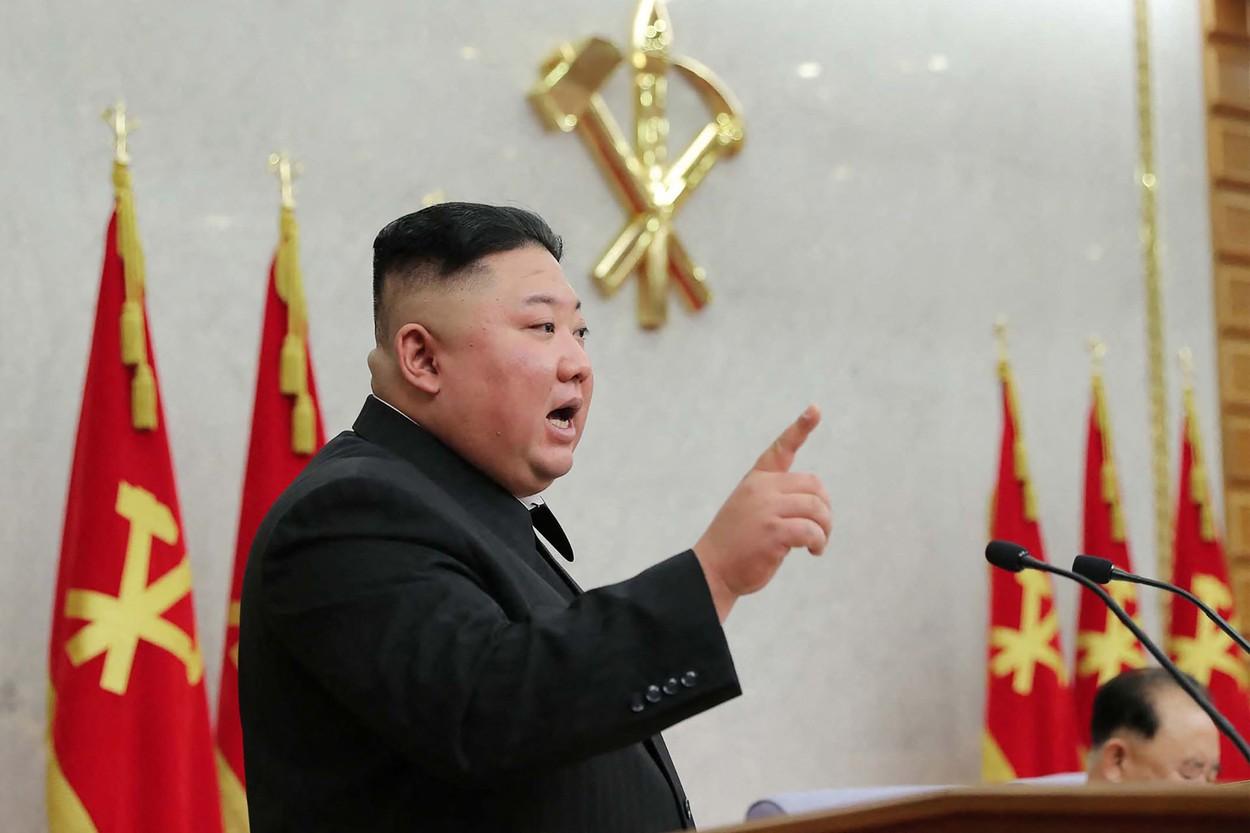 Nord-coreeanul Kim Jong Un, între război şi pace cu SUA