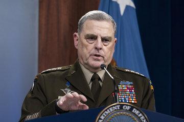 Pentagonul confirmă dezvăluirile din presa americană: Generalul Mark Milley a comunicat cu oficiali chinezi în cadrul procedurilor de rutină