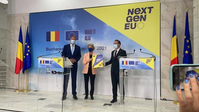 Ursula von der Leyen: Este nevoie de o foarte bună comunicare în campania de vaccinare|EpicNews
