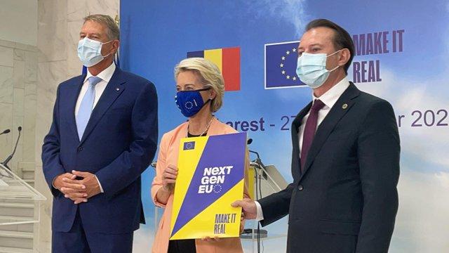 Klaus Iohannis, după ce PNRR a primit undă verde: Provocările majore încep abia acum|EpicNews
