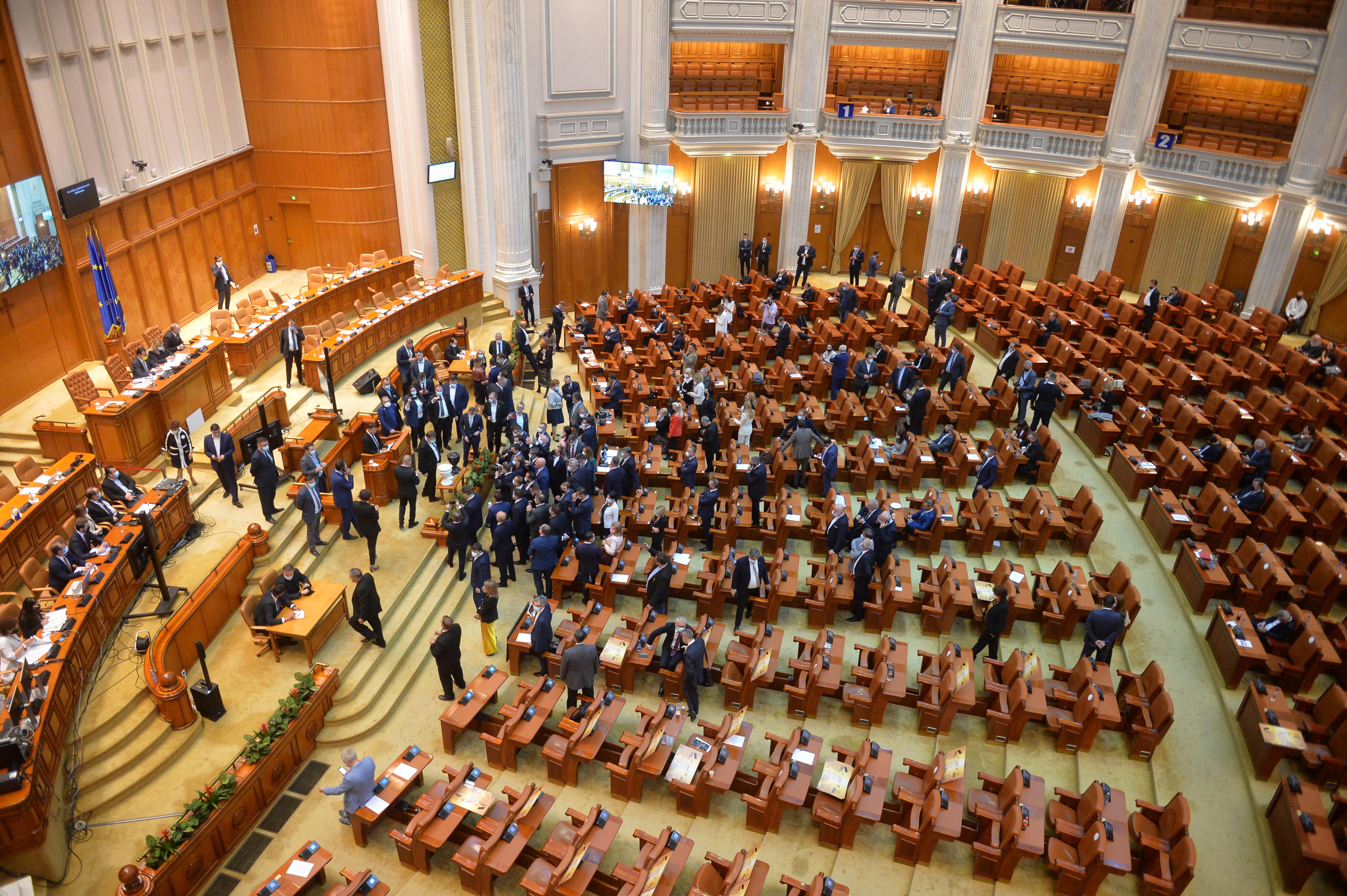 Aviz negativ în comisii pentru ministrul Tineretului şi ministrul Culturii