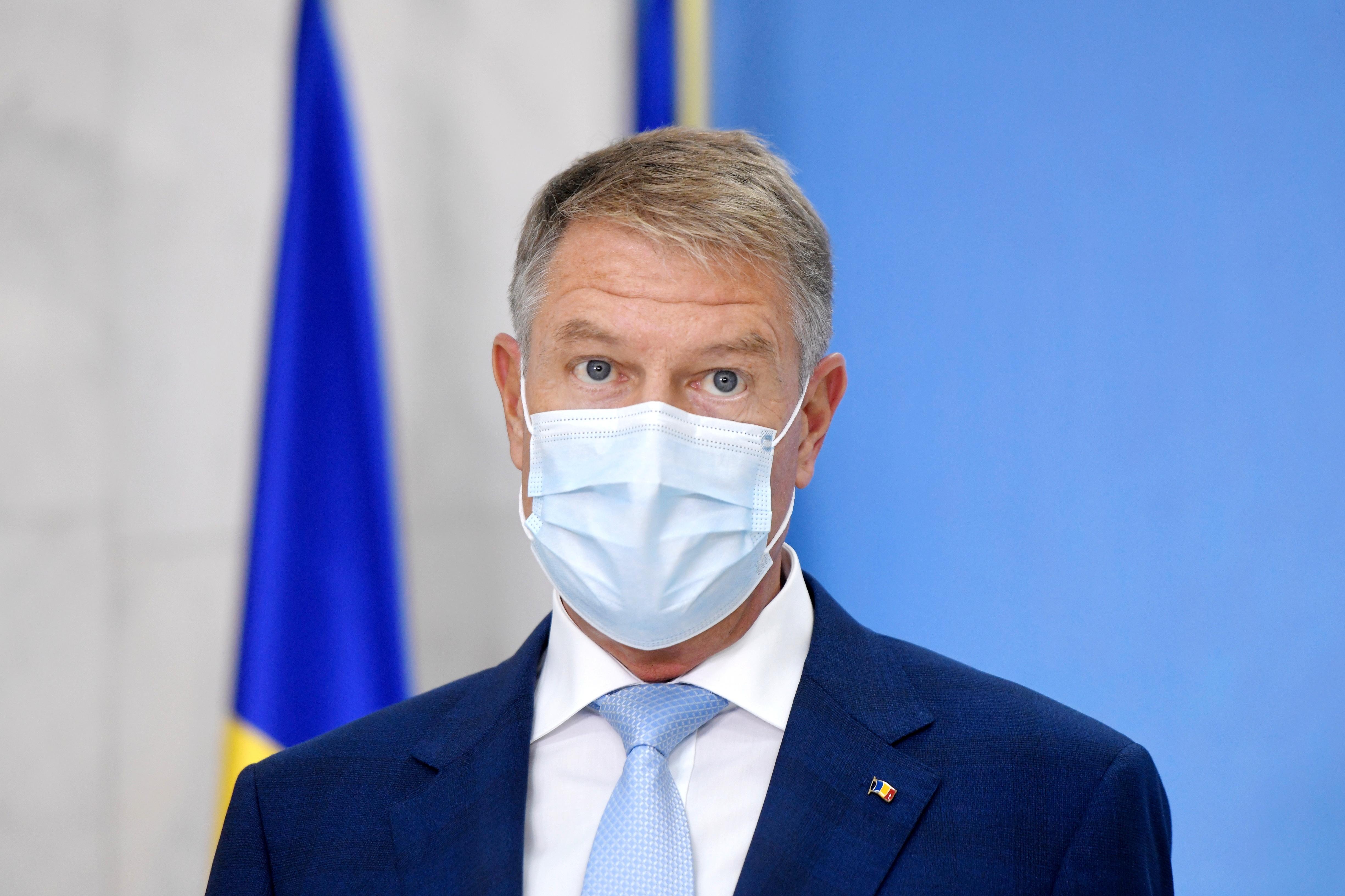 """Iohannis, critici la adresa contestatarilor vaccinurilor: """"Indirect responsabili de suferinţa(...)"""